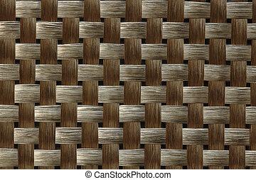 Kohlenstofffaser weben Textilien