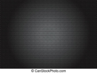 Kohlenstofffasermaterial - Vektor