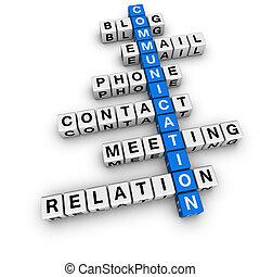 Kommunikationsschwert