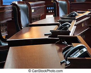 Konferenzraum / Regierung