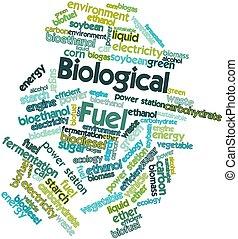 kraftstoff, biologisch
