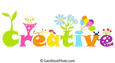 kreativ