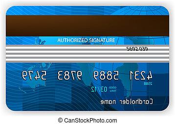 Kreditkarten, Rückblick. EPS 8