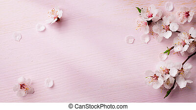Kunstfederblumen bilden Hintergrund.
