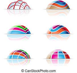 Kuppel-Ikonen