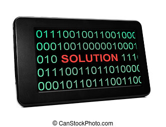 Lösungskonzept auf PC-Tabletten