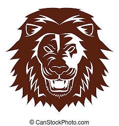 Löwen-Emblem