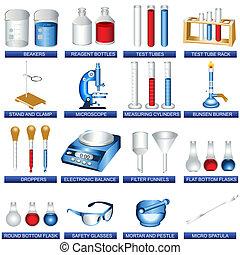 Laborwerkzeuge
