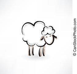 Lammgrunge Ikone.