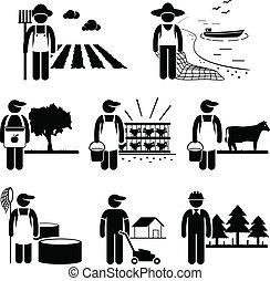Landwirtschaftliche Plantage