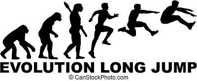 Langer Sprung Evolution.