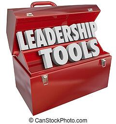 Leadership Tools Fähigkeiten Management Erfahrung Training.