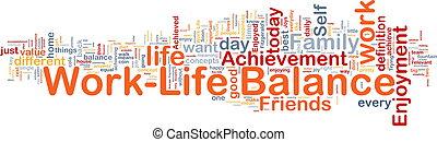 Lebensgleichgewichtskonzept
