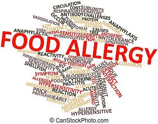 lebensmittel, allergie