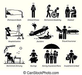 Lebensversicherung.