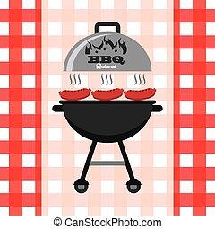 Leckeres Barbecue.