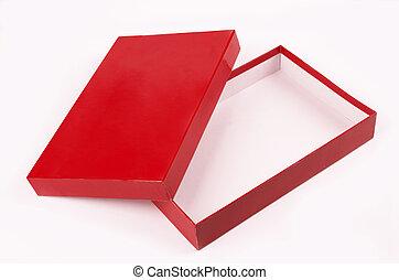 Leere Box