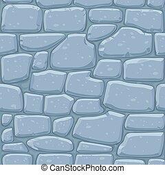 Leichtes Muster der Maurerei. Stone