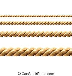 Leichtes Seil