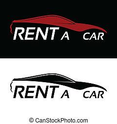 Leih dir ein Auto-Logo
