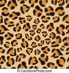 Leopard nahtlos