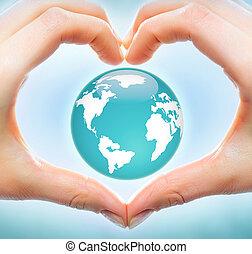 Liebe zur Erde