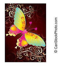Liebes Schmetterling