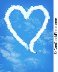 Liebesflugzeug