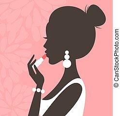 Lippenstift (Pinkserie)
