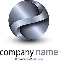 Logo Business 3D Sphäre.