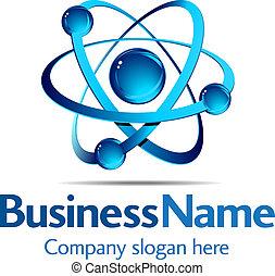 logo, dynamisch