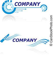 Logo für moderne Gesellschaft