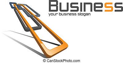 Logo-Geschäft.