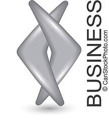Logo-Geschäft