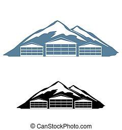 Logo-Skigebiet