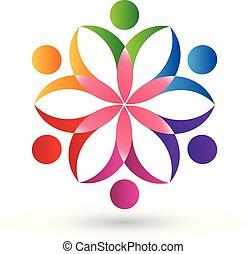 Logo-Teamwork-Blumen.