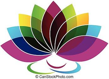 Lotus-Blumenausweis-Logo.