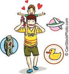 Love Dad.