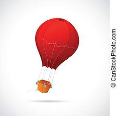 Luftballon Cartoon
