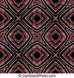 Luxus Hintergrund mit glänzenden roten Rubinglittern