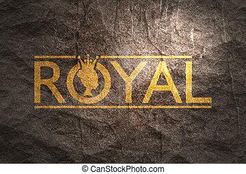 luxus, königlich, königin