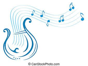 Lyre Musik