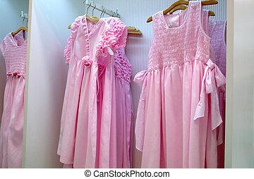 Mädchen-Partykleider