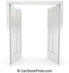 Mach die Tür auf