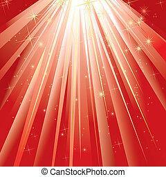 Magisches Licht (vektor)