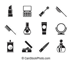 make-up, schoenheit, kosmetisch, heiligenbilder