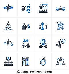 Management und Geschäftskonten