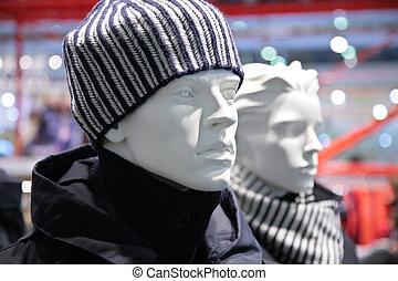 Mannequin Modeladen
