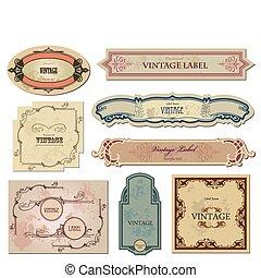 Markenzeichen für dein Design. Vector