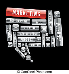 Marketing Social Media Rede Blase